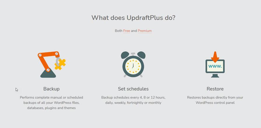 UpDraft Plus